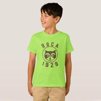 RGCA Boy's Purple Logo T-shirt