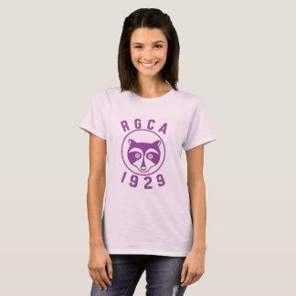 RGCA Women's Purple Logo T-shirt