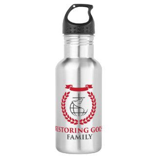 RGF 18oz Stainless Steel Water Bottle 532 Ml Water Bottle
