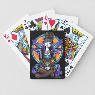 Rhapsody Absynth Steampunk Fairy Playing Cards
