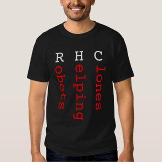 RHC Black T Tshirt