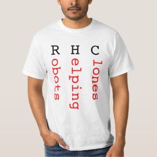 RHC White T T-shirts