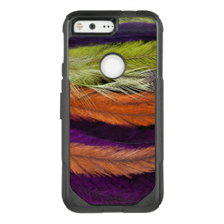 Rhea Feather Abstract OtterBox Commuter Google Pixel Case