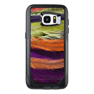Rhea Feather Abstract OtterBox Samsung Galaxy S7 Edge Case