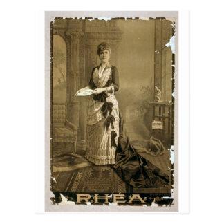 Rhea Retro Theater Post Cards