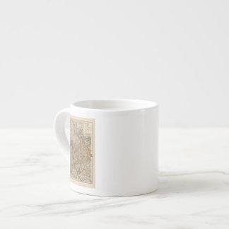 Rhenish Prussia, Westphalia, HesseNassau Espresso Cup