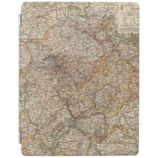 Rhenish Prussia, Westphalia, HesseNassau iPad Cover