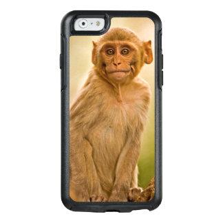Rhesus Macaque Baby (Macaca Mulatta) In Sariska OtterBox iPhone 6/6s Case