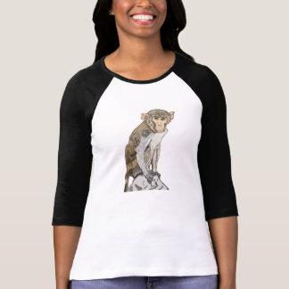 Rhesus Macaque Tee Shirt