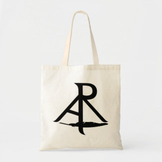 Rhetoric Askew logo tote bag