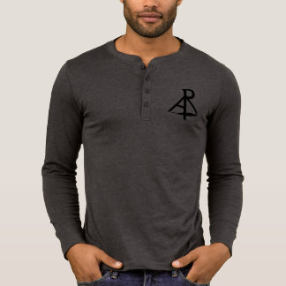 Rhetoric Askew Write to Your Own Beat LS Henley T-Shirt