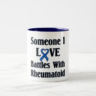 Rheumatoid RA Coffee Mugs