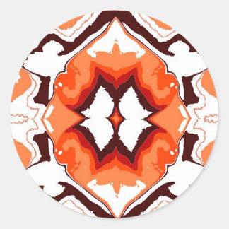 Rhi Round Sticker