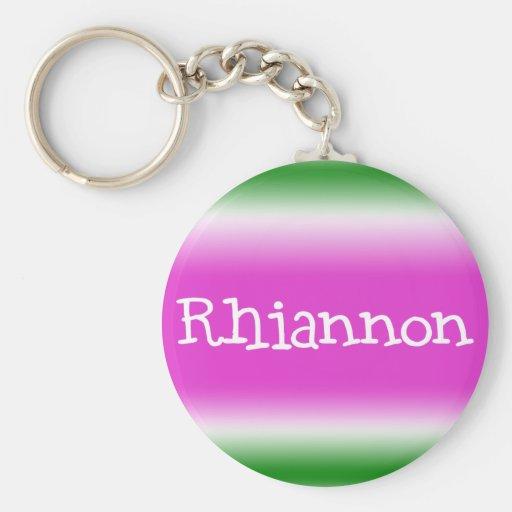 Rhiannon Keychain