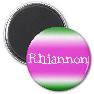 Rhiannon Refrigerator Magnets