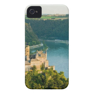 Rhine Germany Angie iPhone 4 Case-Mate Cases