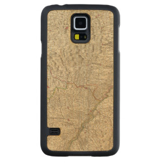 Rhine River Valley, France 2 Carved Maple Galaxy S5 Case