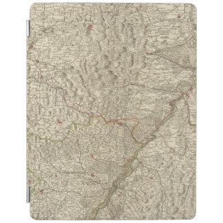 Rhine River Valley, France 2 iPad Cover