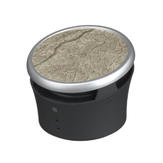 Rhine River Valley, France Bluetooth Speaker