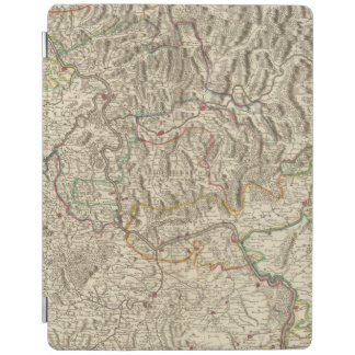 Rhine River Valley iPad Cover