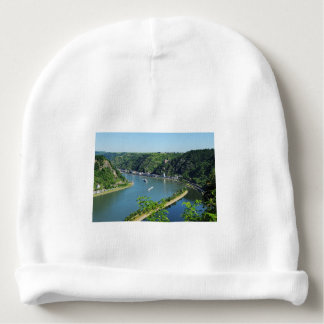 Rhine Valley to the Loreley Baby Beanie
