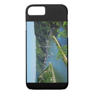 Rhine Valley to the Loreley iPhone 8/7 Case