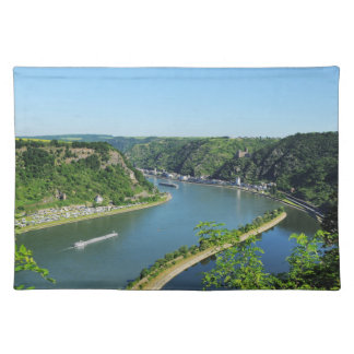 Rhine Valley to the Loreley Placemat