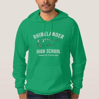 Rhinelander High School Hoodie - Retro Hodag