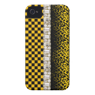 Rhinestone,Check & Animal Print IPhone barely Case Case-Mate iPhone 4 Cases