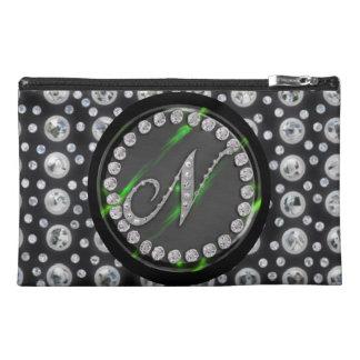 rhinestone n travel accessories bags