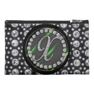 rhinestone x travel accessory bags