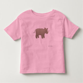 Rhino 19 toddler T-Shirt