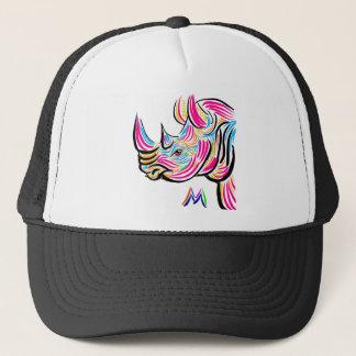 Rhino-1 Trucker Hat