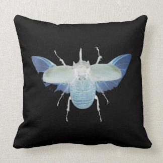 Rhino Beetle Cushion