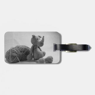 Rhino design products luggage tag