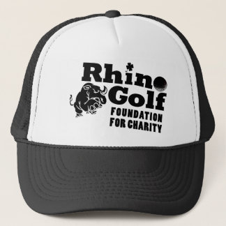 Rhino Golf Trucker Hat