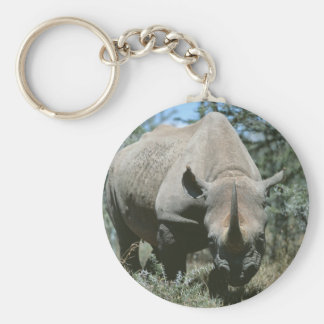 Rhino Key Ring