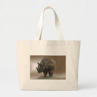 Rhino Large Tote Bag