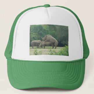 Rhino Love Trucker Hat