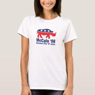 Rhino McCain T-Shirt