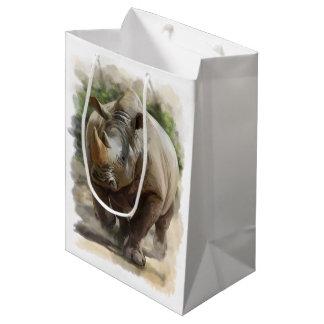 Rhino Medium Gift Bag