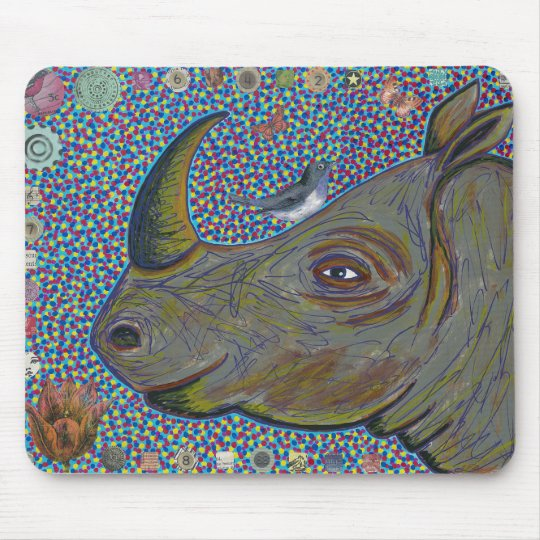 Rhino Mousepad