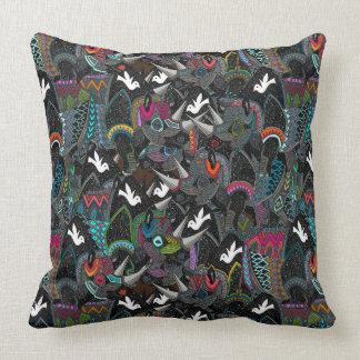 rhino party cushion