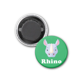 Rhino refrigerator magnets home kitchen
