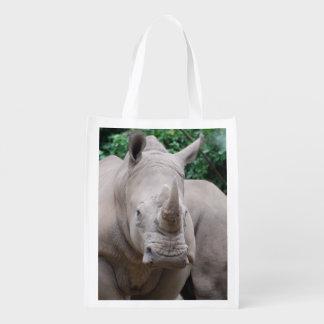 Rhino Romp Market Totes