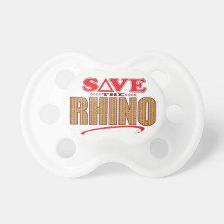 Rhino Save Dummy