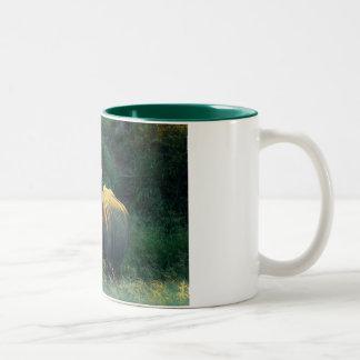 Rhino stare coffee mugs cups