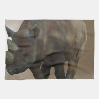 Rhino Tea Towel