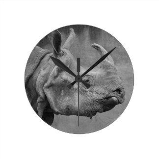 Rhino Wallclock