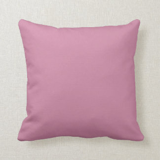 Rhino watercolour rainbow pink back cushion